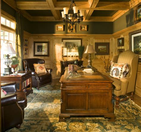 gentleman s home office country home office ideas information about rate my space questions for hgtv com