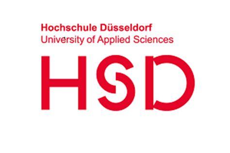 Bewerbung Hsd Dubeldorf Logo Hochschule Duesseldorf