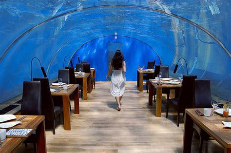 pics photos ithaa undersea restaurant best free home pix grove water restaurant in maldives