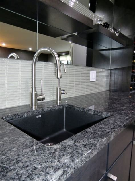 basement sink bar sink contemporary basement other metro by