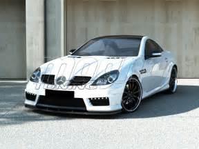 Mercedes Amg Slk Mercedes Slk R171 R172 Amg Look Front Bumper
