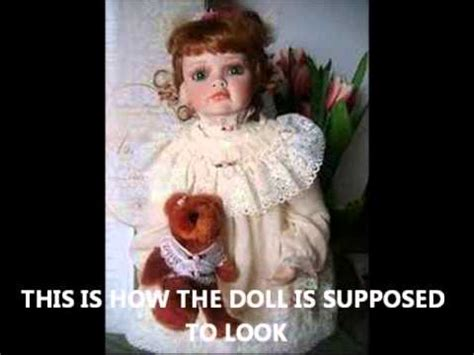 haunted doll joliet haunted doll footage