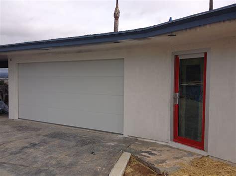wood garage door replacement sections garage ideas how to repair cracked garage door panel