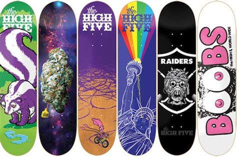 Awesome Skateboard Deck by 27 Exles Of Awesome Skateboard Total Pro Sports