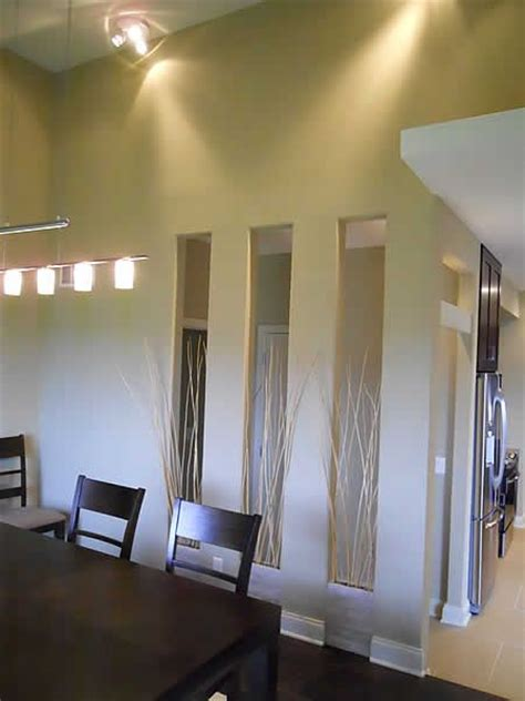 How To Decorate Wall Cutouts by 1000 Images About Dining Rooms On Vinyls
