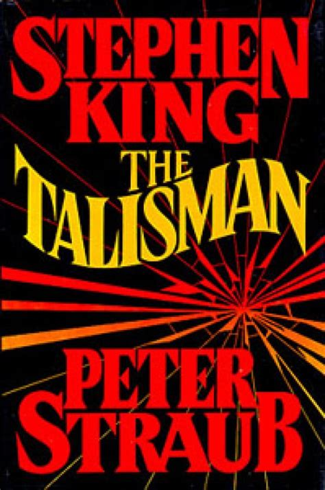 Pdf Talisman Novel Stephen King by Stephen King Editions How To Recognize One Letterpile