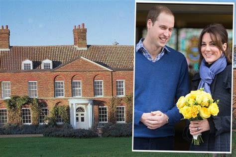 kate middleton and prince william mansion anmer on