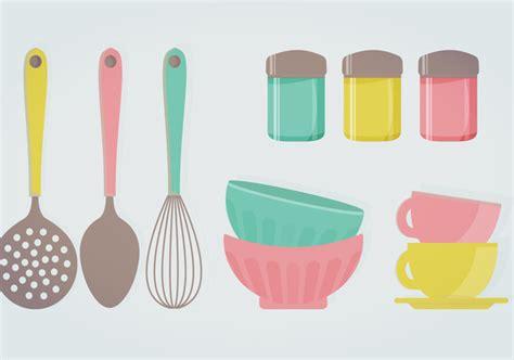 imagenes vectoriales cocina gratis ilustra 231 227 o vetorial de utens 237 lios de cozinha retr 244