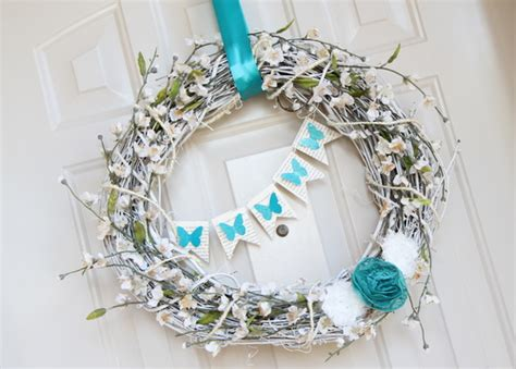 spring wreaths to make time to spruce up your spring wreath make and takes