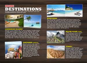 travel agency brochure related keywords amp suggestions