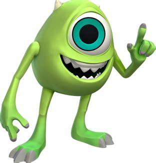 imagenes png de monster university image disney infinity mike png disney wiki fandom