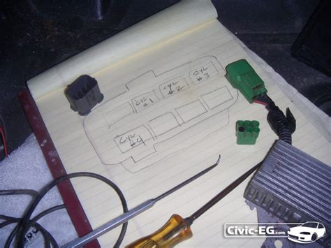 eg resistor box install eg civic resistor box install 28 images complete diy and play obd2 civic resistor box write