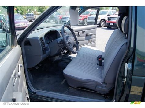 nissan trucks interior gray interior 1994 nissan hardbody truck xe regular cab