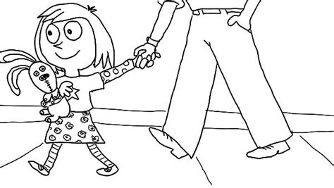 Mo Willems Knuffle Bunny Coloring Pages Knuffle Bunny Coloring Pages