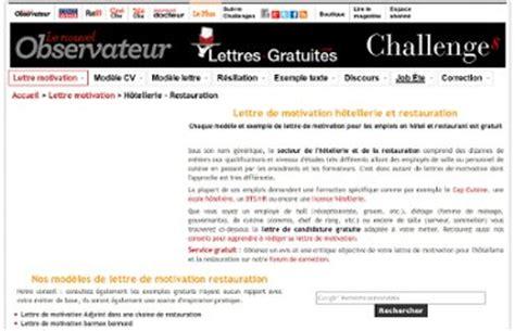 Réalisation Cv by Search Offre D Emploi Formateur Restauration