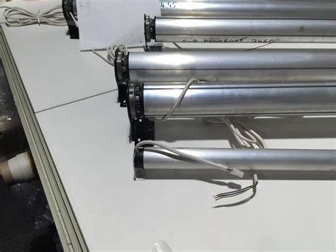 Roller Blinds 2m Wide wide motorised blinds and stirling blinds