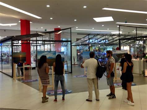 le porte di napoli centro commerciale progettazione diversa distribuzione interna centro