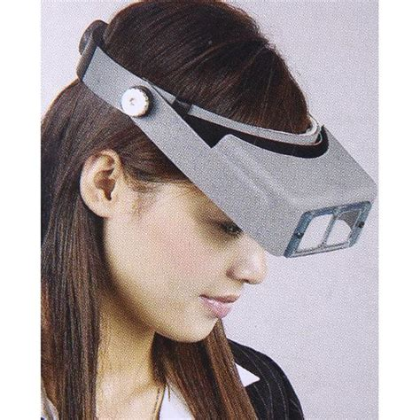 New Lens Mounted Headband Reading Magnifier Wearing buy cheap loupes magnifiers for big save lens