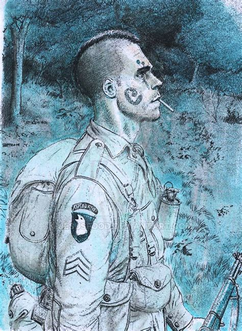 D Day Sketches by 101st Airborne Pre D Day By Jesusfood On Deviantart