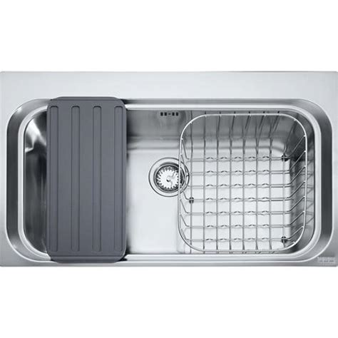 lavello franke acquario 8865500 lavello franke acquario line aex 610 a inox