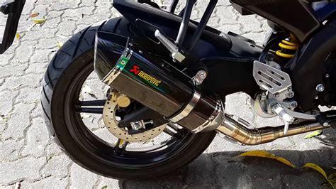 Muffler Termignoni For Yamaha Xabre Or R15 engine sound yamaha yzf r15 akrapovic system