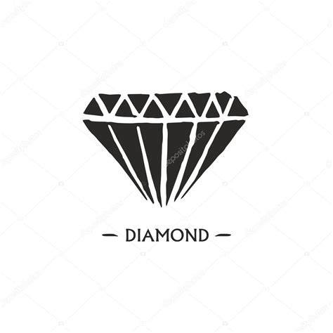 diamond pattern logo diamond logo design
