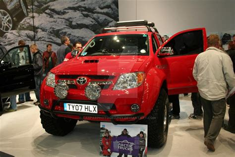 Top Gear Toyota Up Toyota Hilux Used In Top Gear By Casparphotography On