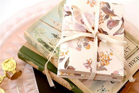 Handmade Notebook Tutorial - antiquaria diy tutorial handmade patterned notebooks