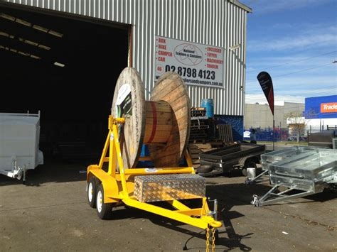 cable trailer national trailers cers