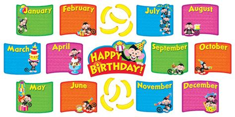 birthday bulletin board templates best photos of birthday bulletin board templates printable