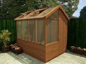 new potting sheds mop your brow and reap the fruits of