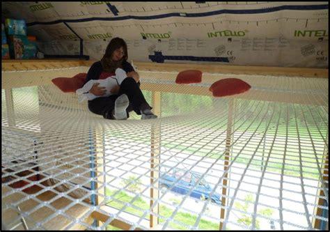 Installation Filet Mezzanine by Maison Nezrouge Second œuvre Mezzanine Et Filet D