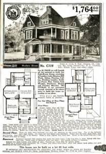sears roebuck house plans the sears modern home 118 for the home