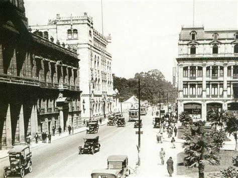 imagenes antiguas ciudad de mexico historia calle mas antigua de mexico tacuba atraccion360