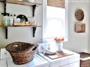 Laundry Room Decoration 10 Chic Laundry Room Decorating Ideas Hgtv