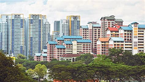 appartments in singapore singapore s public housing from slums to high rise