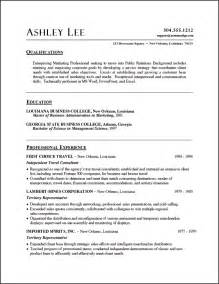 Relations Resume Exles by Relations Resume Exle Sle Relations