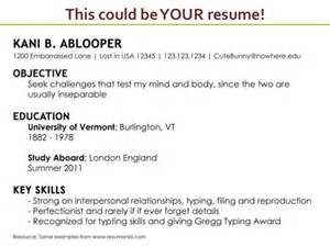 how to make effective resume for freshers 2