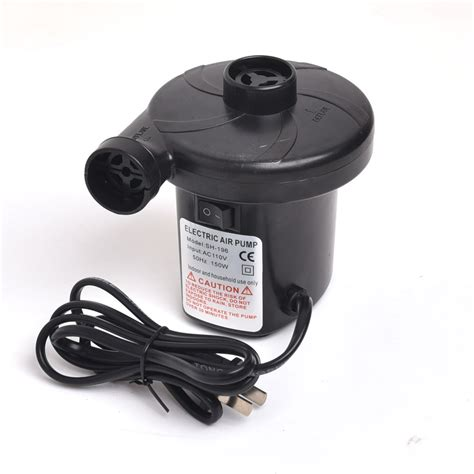 3800pa electric air inflator for boat air bed mattress pool ebay