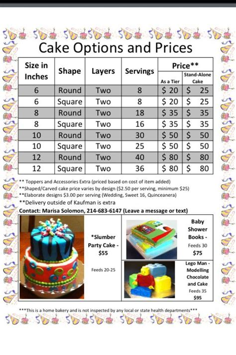 Compare Price To Oasis Cake Top 25 Best Cake Pricing Ideas On
