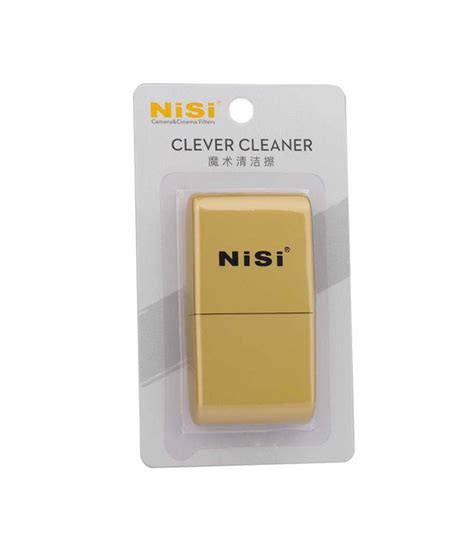 Nisi Cleaning Eraser For Square Filter nisi cleaning eraser