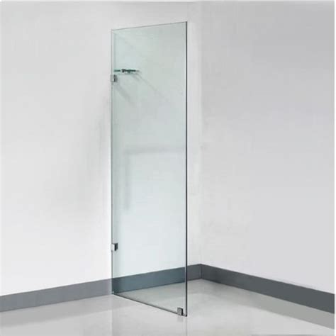 Glass Shower Panels by Frameless Shower Glass Panel 10 Mm Glass 850 X 2000 Mm