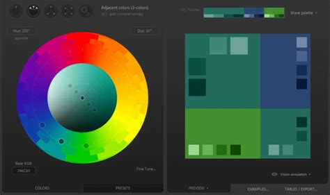 color scheme selector top tools to the best website color schemes