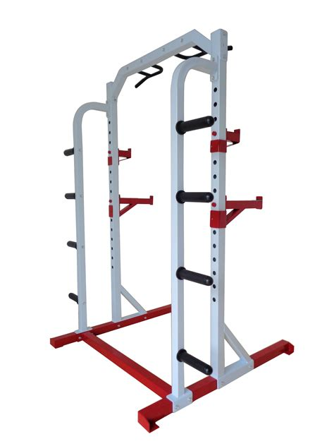 Squat Rack And Pull Up Bar by Nero Olympic Power Rack Squat Stand Weight Cage Multi