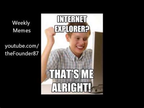 First Day On Internet Kid Meme - weekly memes 15 first day on the internet kid youtube