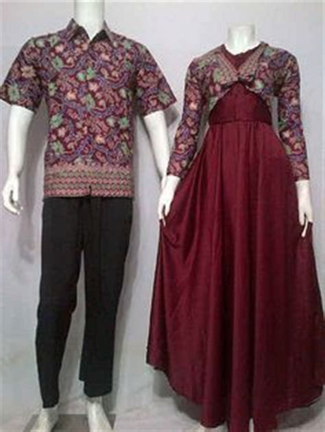 Dress Maxi Wanita Muslim Motif Xl Busui batik by lulu viandra on abayas batik dress and muslim