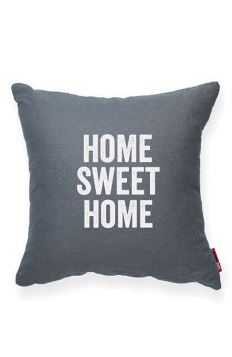 sweet home best pillow quot home sweet home quot decorative throw pillow i love sweet