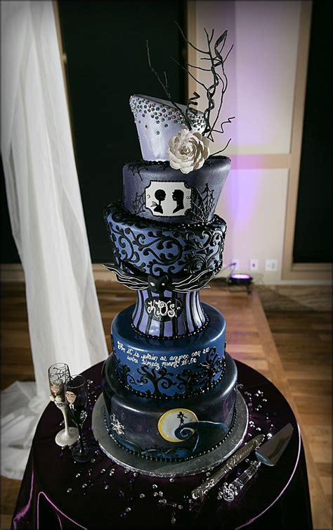 Nightmare Before Cake Ideas - 25 best ideas about nightmare before wedding on