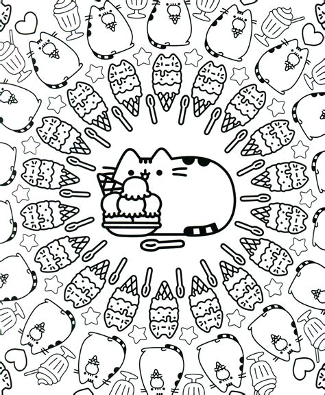 libro living with pattern color pusheen coloring book libro para colorear coloring coloring pages p 225 ginas para colorear