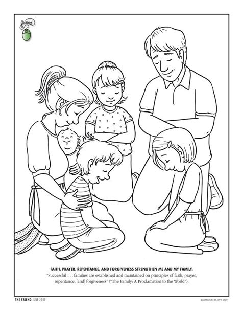 lds coloring pages of family best 20 lds coloring pages ideas on pinterest 13